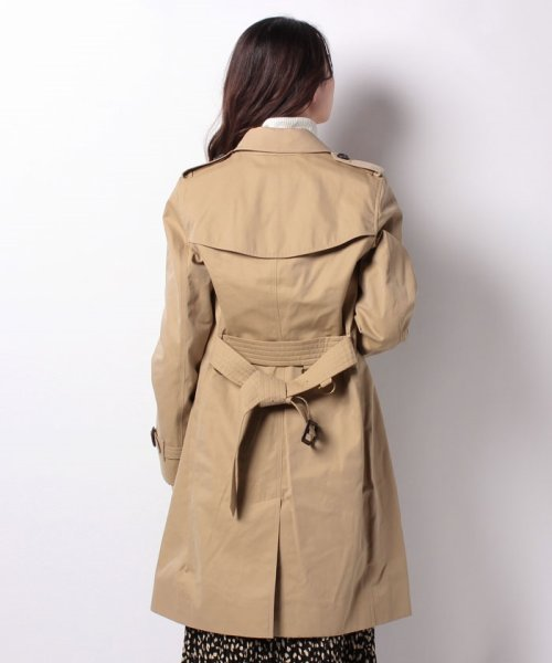 BURBERRY(バーバリー)/Woman's Kensington Long Trench Coat/3900458_img02