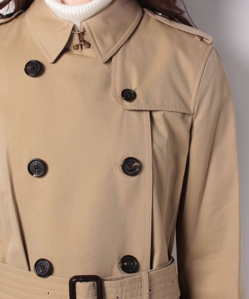 BURBERRY(バーバリー)/Woman's Kensington Long Trench Coat/3900458_img03