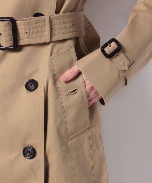 BURBERRY(バーバリー)/Woman's Kensington Long Trench Coat/3900458_img05