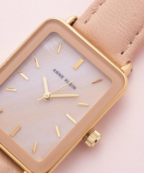 ANNE KLEIN(ANNE KLEIN)/ANNE KLEIN 腕時計 スクエアロングレザーウォッチ/AK/3518_img11