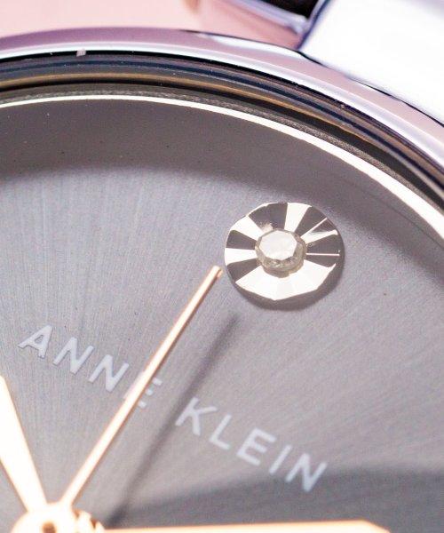 ANNE KLEIN(ANNE KLEIN)/ANNEANNE KLEIN ダイヤモンドアクセントウォッチ メッシュバンド /AK/3003_img04