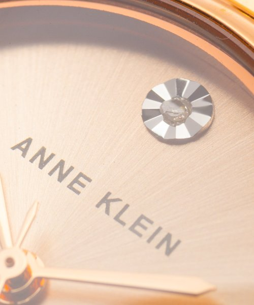 ANNE KLEIN(ANNE KLEIN)/ANNE KLEIN ダイヤモンドアクセントウォッチ メッシュバンド/AK/3002_img06