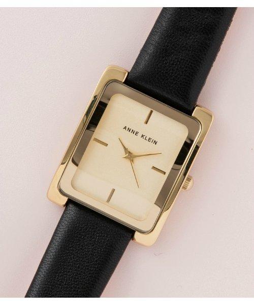 ANNE KLEIN(ANNE KLEIN)/ANNE KLEIN 腕時計 クラシカルレザースクエアウォッチ/AK/2706_img01