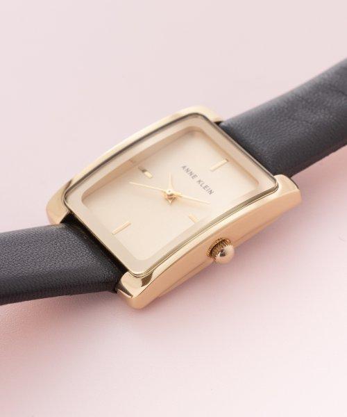 ANNE KLEIN(ANNE KLEIN)/ANNE KLEIN 腕時計 クラシカルレザースクエアウォッチ/AK/2706_img03