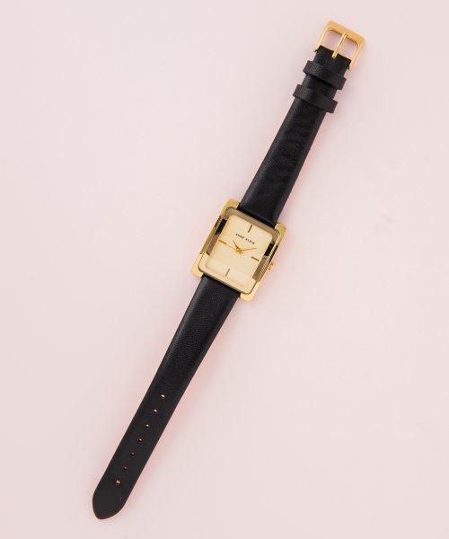ANNE KLEIN(ANNE KLEIN)/ANNE KLEIN 腕時計 クラシカルレザースクエアウォッチ/AK/2706_img05