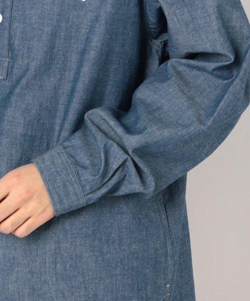 GLOSTER(GLOSTER)/【DANTON/ダントン】丸えりオックスシャツ#JD-3568 YOX/COC/0-0619-1-51-001_img05