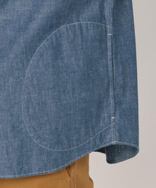 GLOSTER(GLOSTER)/【DANTON/ダントン】丸えりオックスシャツ#JD-3568 YOX/COC/0-0619-1-51-001_img07