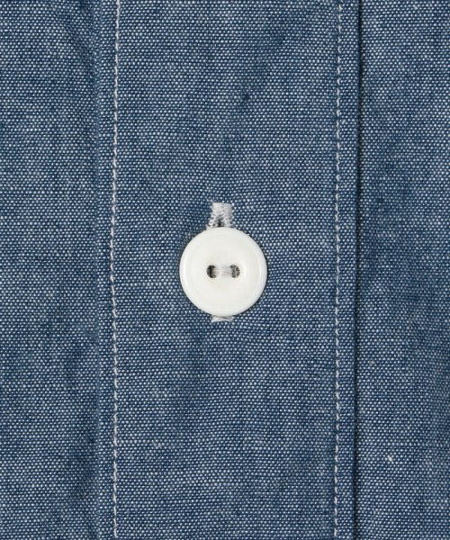 GLOSTER(GLOSTER)/【DANTON/ダントン】丸えりオックスシャツ#JD-3568 YOX/COC/0-0619-1-51-001_img09
