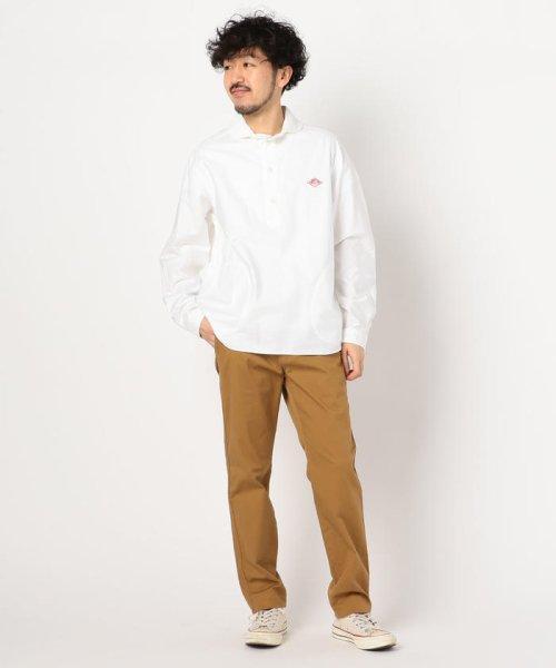 GLOSTER(GLOSTER)/【DANTON/ダントン】丸えりオックスシャツ#JD-3568 YOX/COC/0-0619-1-51-001_img12