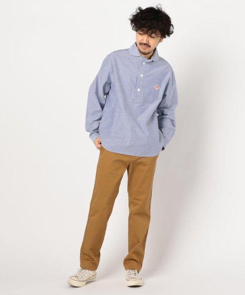 GLOSTER(GLOSTER)/【DANTON/ダントン】丸えりオックスシャツ#JD-3568 YOX/COC/0-0619-1-51-001_img13