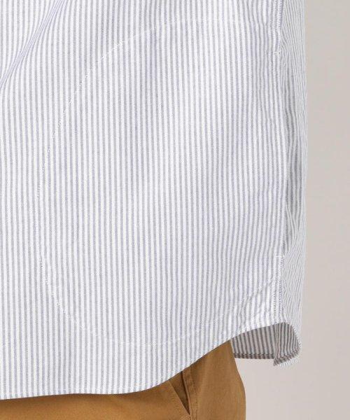 GLOSTER(GLOSTER)/【DANTON/ダントン】丸えりチェック/ストライプシャツ #JD-3568 TRD/0-0619-1-51-002_img07