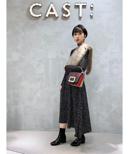 CAST:(CAST:)/バックルミニポシェット/N5112200--_img01
