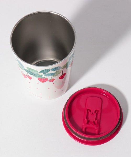 Afternoon Tea LIVING(アフタヌーンティー・リビング)/イチゴ蓋付きステンレスマグカップ/GJ5719309961_img02