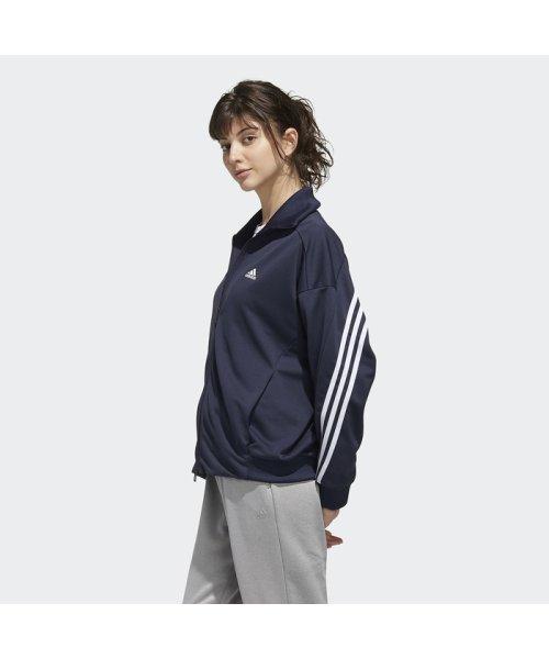 adidas(アディダス)/アディダス/レディス/W MH 3S ウォームアップジャケット/63831630_img02