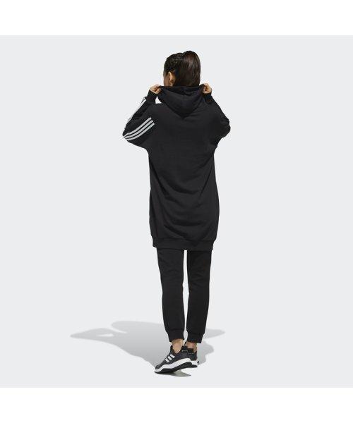 adidas(アディダス)/アディダス/レディス/W MH 3S スウェットチュニック/63831770_img01