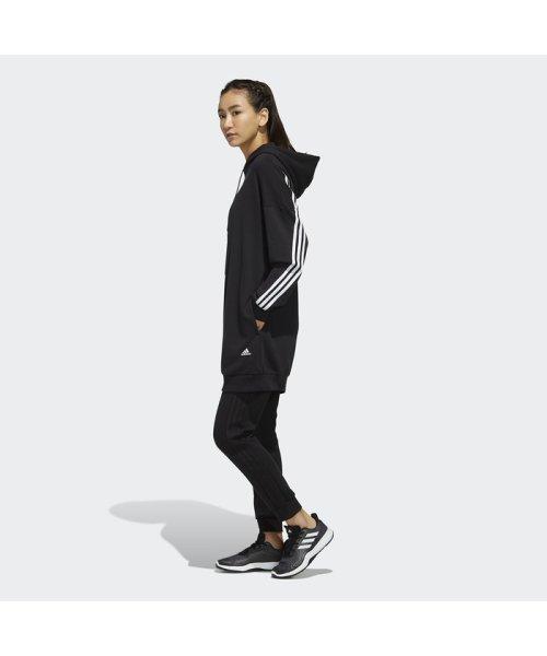 adidas(アディダス)/アディダス/レディス/W MH 3S スウェットチュニック/63831770_img02