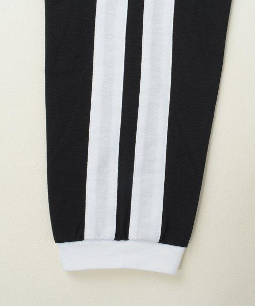 felt maglietta(フェルトマリエッタ)/袖が長めでゆるシルエットが可愛いBIGシルエット袖WラインラグランロングTシャツ/am255_img05