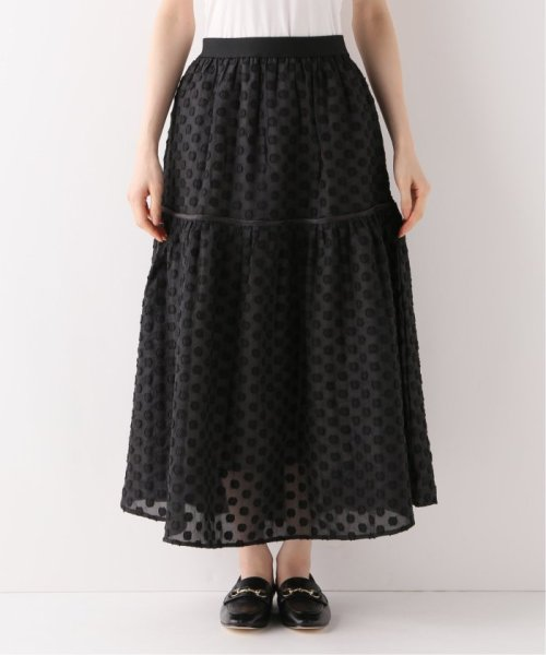 IENA(イエナ)/【MARILYN MOON/マリリンムーン】ドットスカート/20060910005110_img05