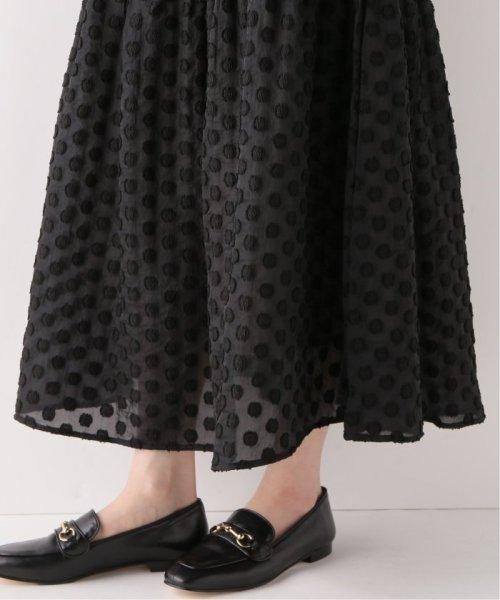 IENA(イエナ)/【MARILYN MOON/マリリンムーン】ドットスカート/20060910005110_img10