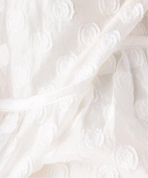 IENA(イエナ)/【MARILYN MOON/マリリンムーン】ドットスカート/20060910005110_img14