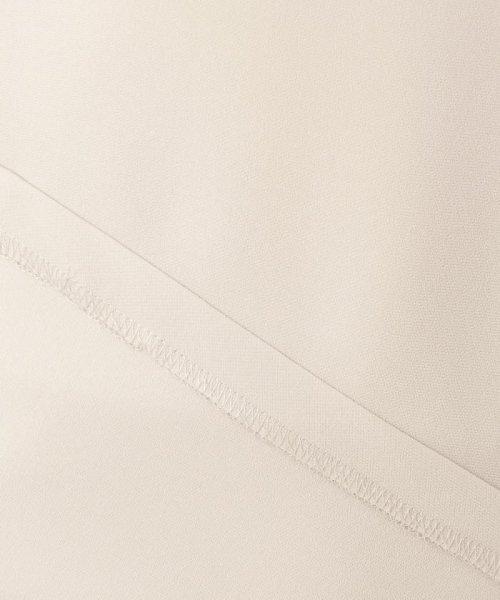 NIJYUSANKU(23区)/【セットアップ対応】トリアセダブルジョーゼット ブラウス/BLWOBS0111_img12