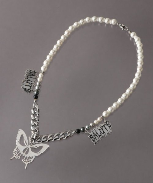 JOURNAL STANDARD(ジャーナルスタンダード)/SALUTE BUTTERFLY NECKLACE/19091685000038_img01