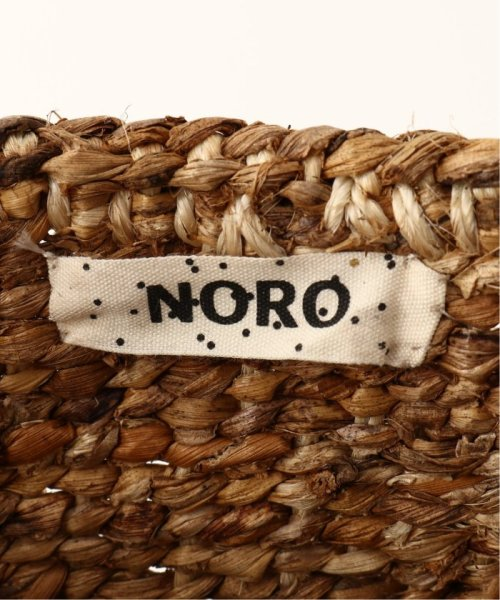 Plage(プラージュ)/NORO MARKET CLOUD BASKET バッグ/20092923001610_img06