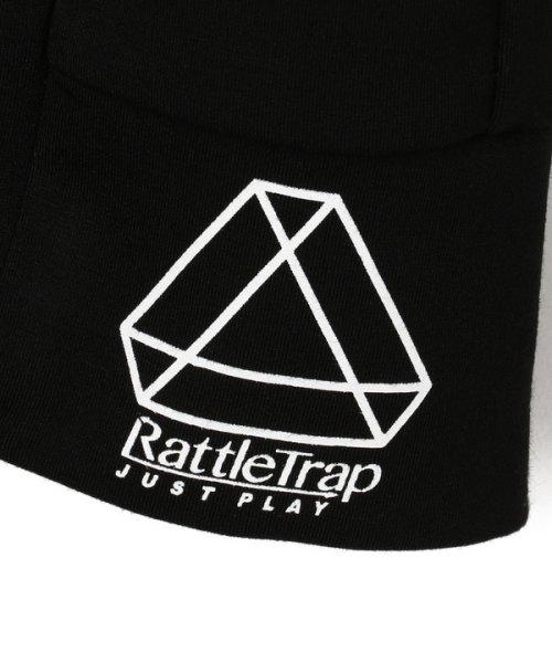 RATTLE TRAP(ラトルトラップ)/【JUST PLAY】ストレッチポンチZIPアップパーカー<セットアップ>/M0501UTR207_img05