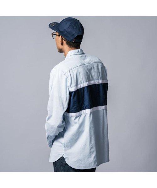 Levi's(リーバイス)/カラーブロックシャツ PACIFIC NO PKT SKYWAY/798220000_img02