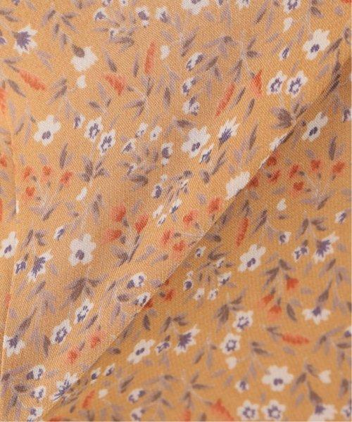U by Spick&Span(ユーバイ スピック&スパン)/バックリボンフラワープリントワンピース/20040212110010_img20