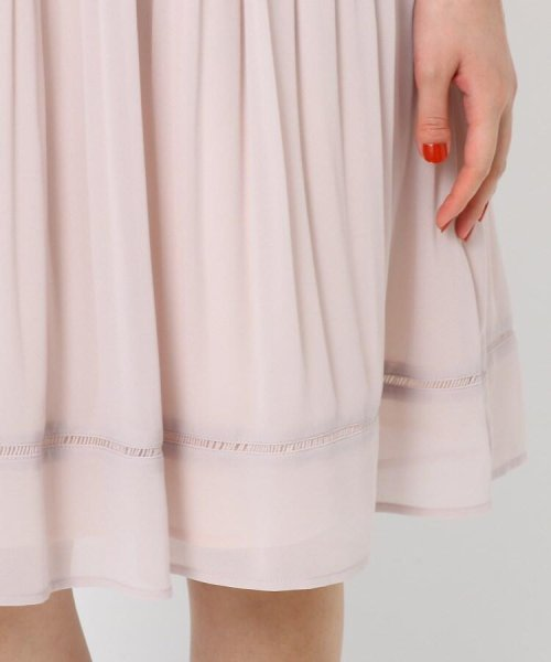 Couture Brooch(クチュールブローチ)/【WEB限定サイズ(LL)あり】プリーツジョーゼットスカート/20200150878021_img05