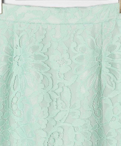 GRACE CONTINENTAL(グレースコンチネンタル)/フラワーレーススカート/0220121082_img05