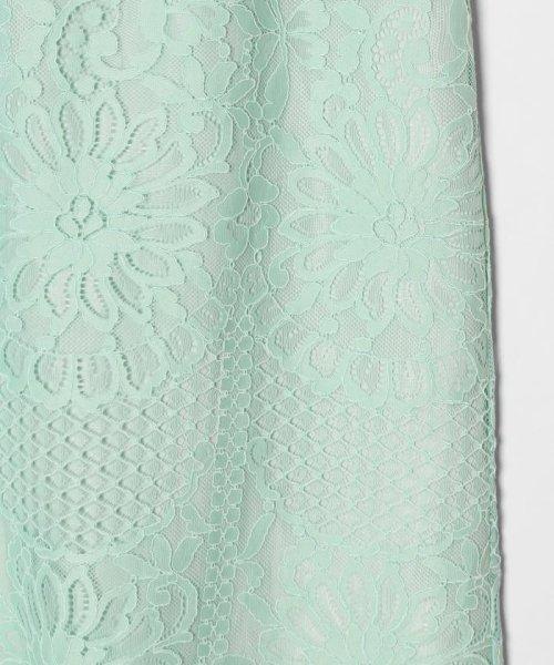 GRACE CONTINENTAL(グレースコンチネンタル)/フラワーレーススカート/0220121082_img06