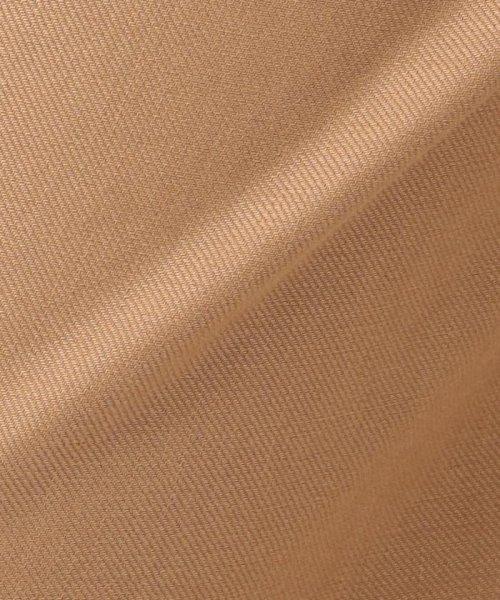 NIJYUSANKU(SMALL SIZE)(23区(小さいサイズ))/【洗える】Vintege Soft Twill ワイドパンツ/PRWSBS0101_img12