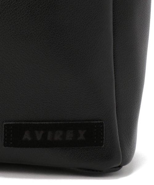 AVIREX(アヴィレックス)/【直営店限定】Women's レザー2ウェイ リュックサック/LEATHER 2WAY RUCKSACK/6050193003-50_img07