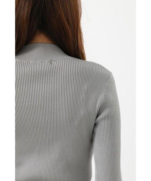 rienda(リエンダ)/Shoulder SLIT Mermaid Knit OP/110DS673-0130_img20