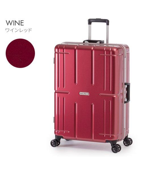ASIA LUGGAGE(アジアラゲージ)/アジアラゲージ アリマックス2 スーツケース Lサイズ 80L フレーム 大容量 011r-26/ali-011r-26_img05