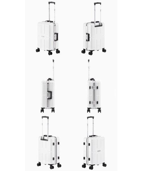 ASIA LUGGAGE(アジアラゲージ)/アジアラゲージ アリマックス2 スーツケース 機内持ち込み Sサイズ 35L フレーム  ALI-011R-18/ali-011r-18_img08