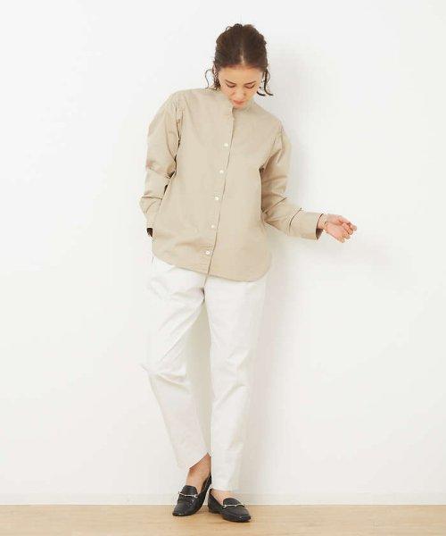 collex(collex)/ツイルシャーリングシャツ/60400205009_img11