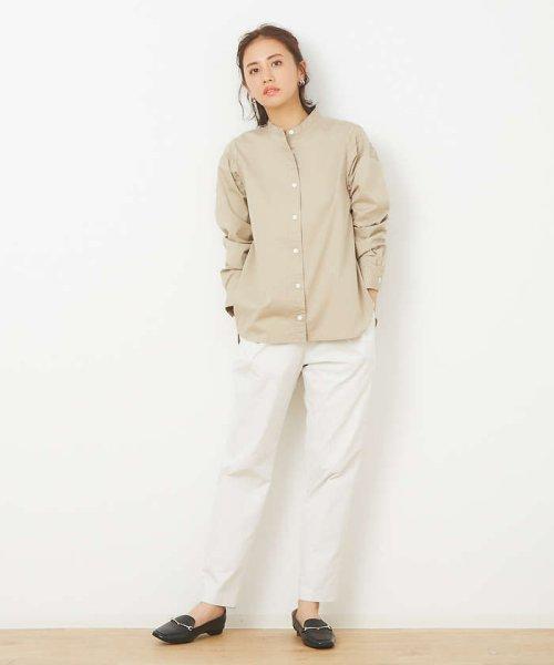collex(collex)/ツイルシャーリングシャツ/60400205009_img13