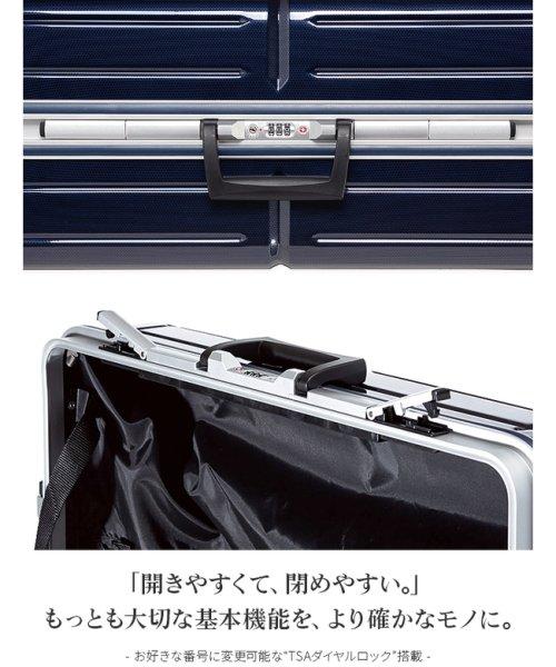 ASIA LUGGAGE(アジアラゲージ)/アジアラゲージ アリマックス2 スーツケース 機内持ち込み Sサイズ 35L フレーム  ALI-011R-18/ali-011r-18_img09