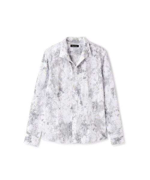 TORNADO MART(トルネードマート)/TORNADO MART∴朧クロコダイルフロッキープリントシャツ/6310173003_img11