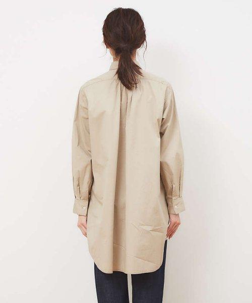 collex(collex)/ツイルチュニックシャツ【予約】/60400205010_img04