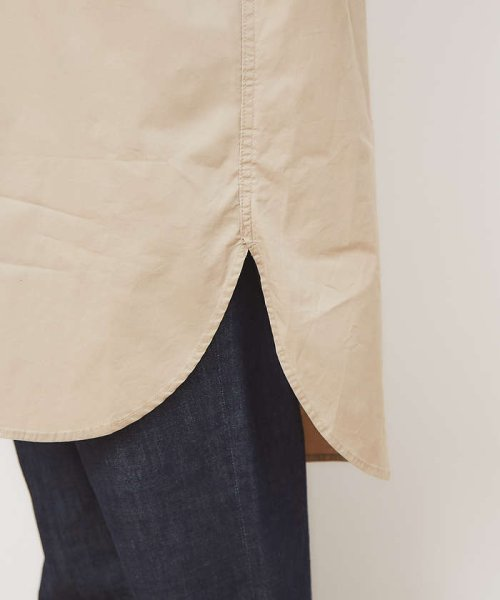 collex(collex)/ツイルチュニックシャツ【予約】/60400205010_img09