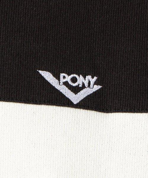 GLOSTER(GLOSTER)/【PONY/ポニー】 ロゴ スウェット ビッグシルエット USAコットン/9-0669-7-53-001_img10