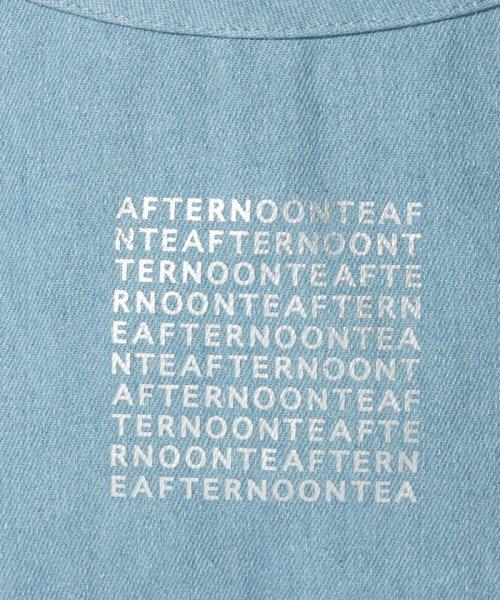Afternoon Tea LIVING(アフタヌーンティー・リビング)/ロゴ柄ランチバッグ/GN0120101477_img06