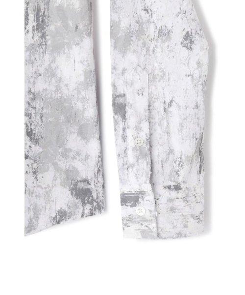 TORNADO MART(トルネードマート)/TORNADO MART∴朧クロコダイルフロッキープリントシャツ/6310173003_img14