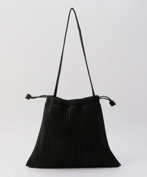 fredy emue(フレディエミュ)/フェイクレザープリーツ巾着バッグ/0-0121-1-32-101_img11