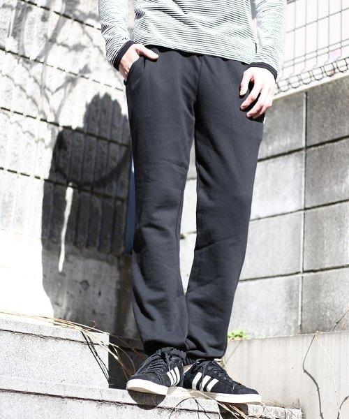 BASECONTROL(ベースコントロール)/basic sweat long pants/99990922371007
