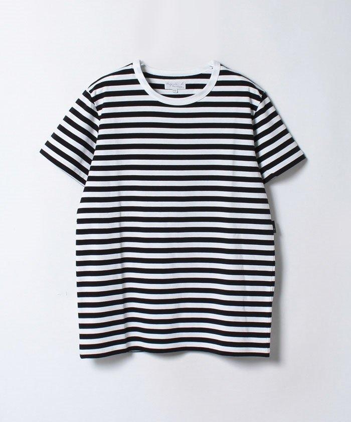 『アニエスベー オム』:J008 TS Tシャツ 画像1